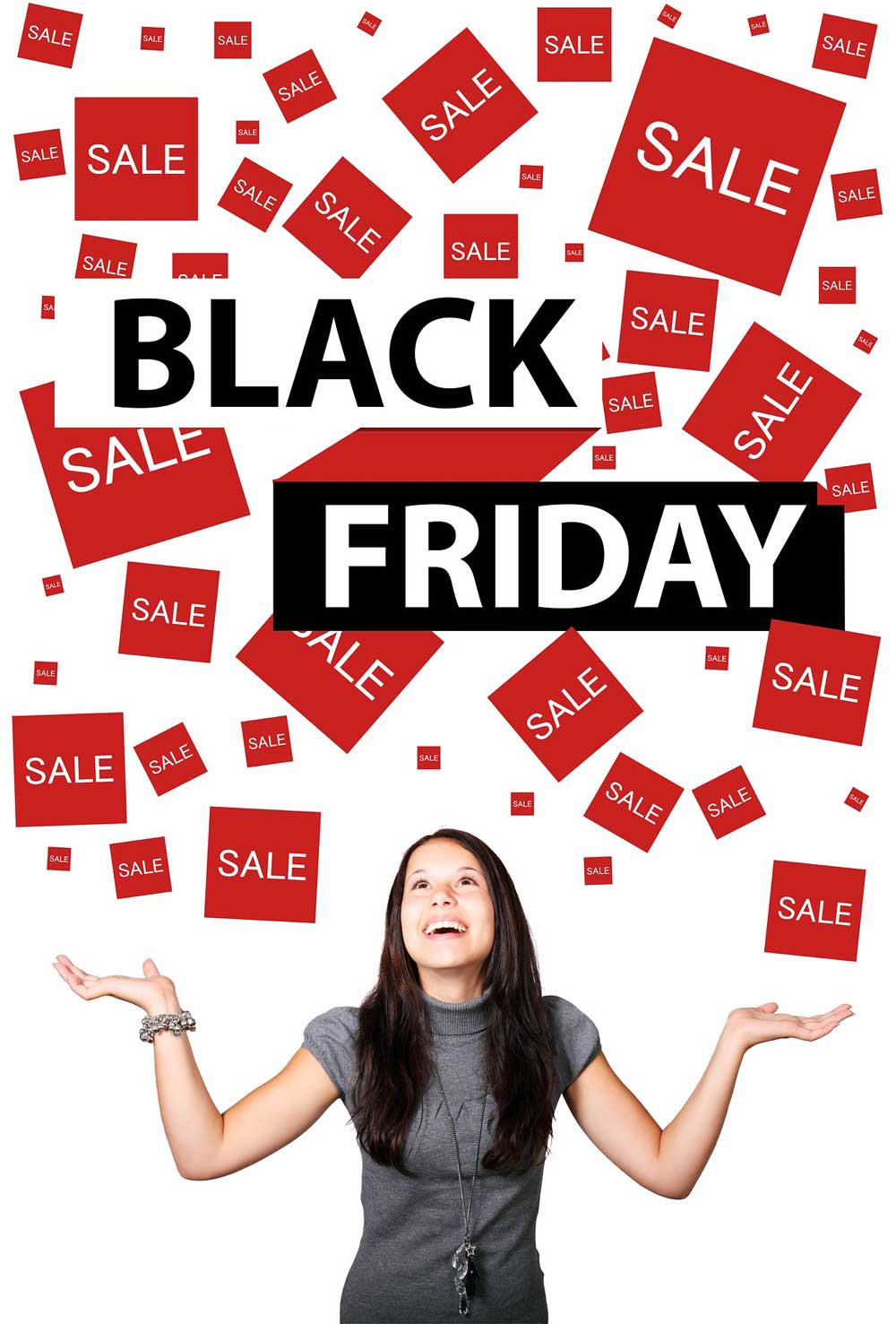 Black Friday Sale in Salt Lake City Utah