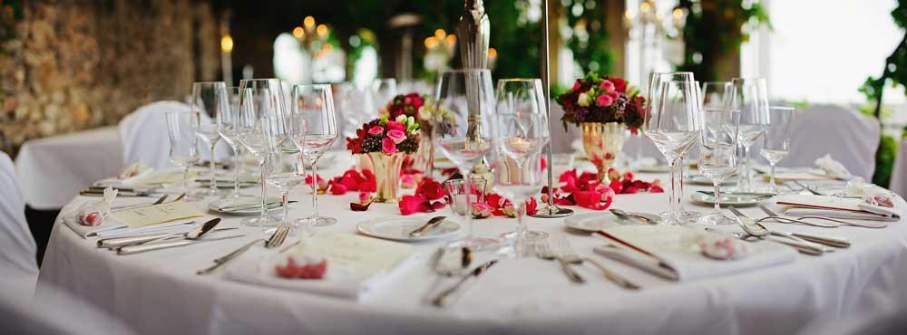 Utah Wedding Decorations